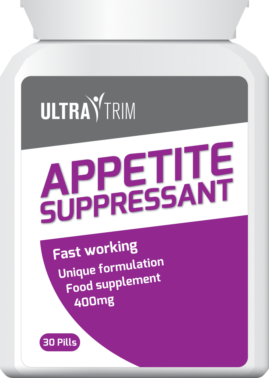Details About Ultra Trim Appetite Suppressant Pills Stop Hunger Cravings Lose Weight Fast